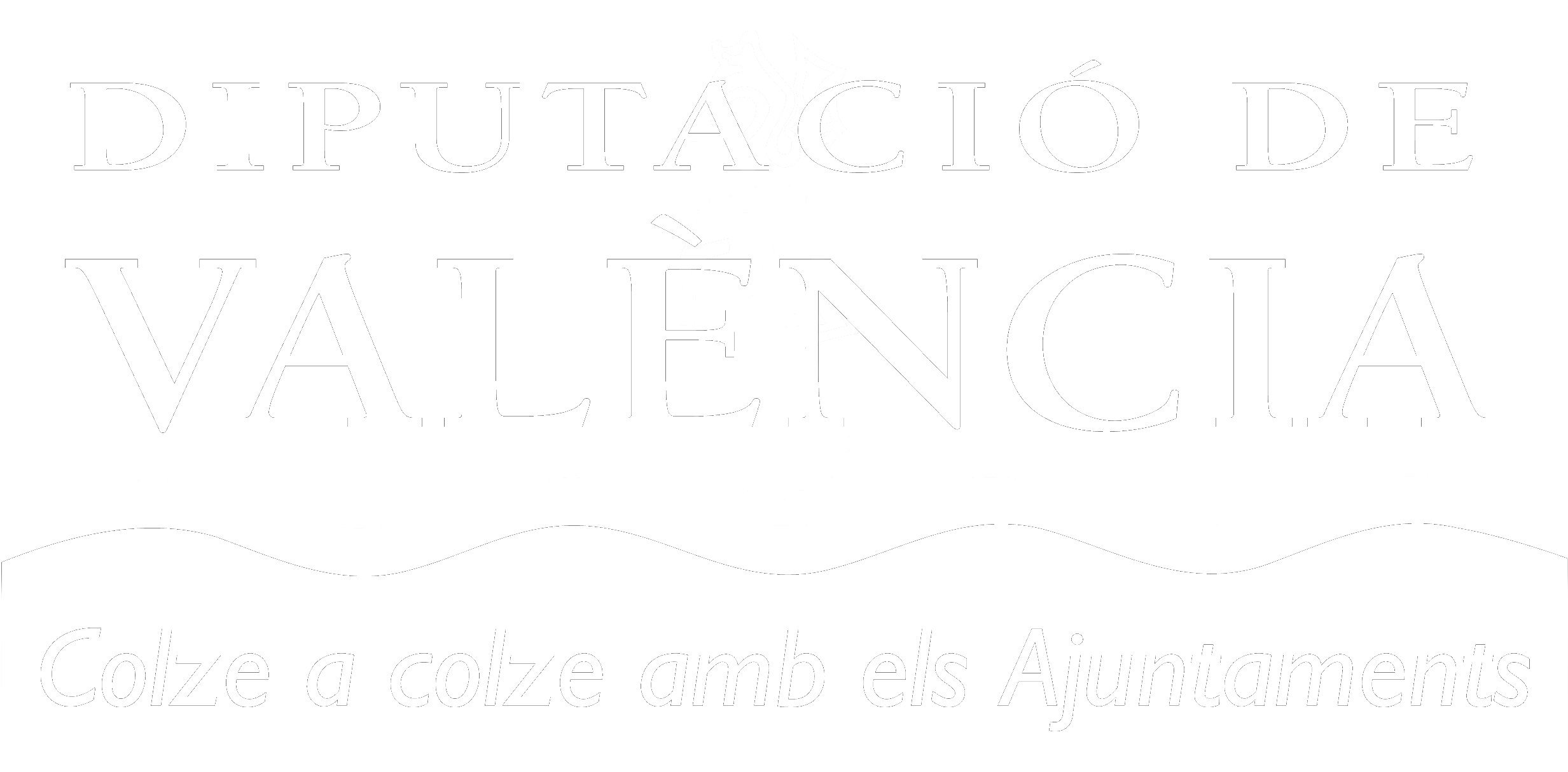 Logo Diputació